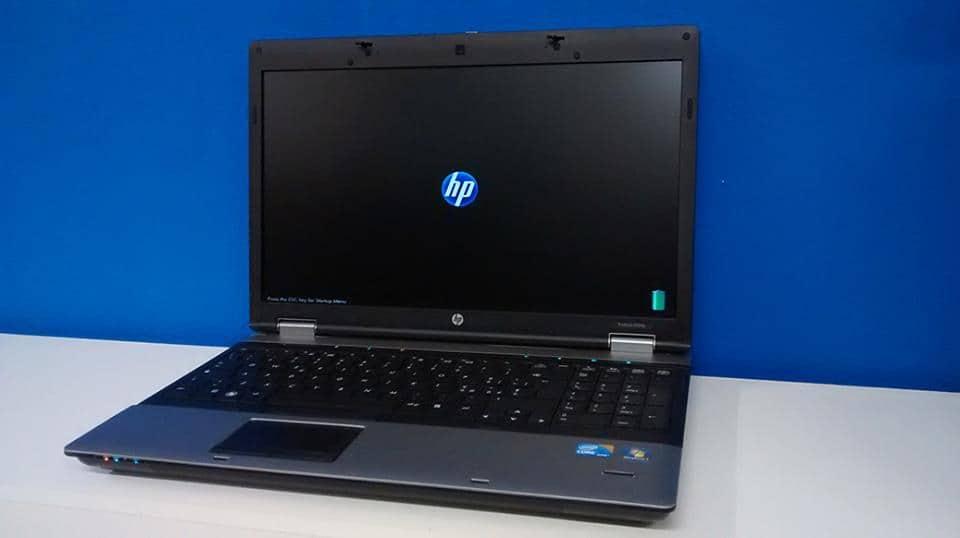 Notebook HP usato